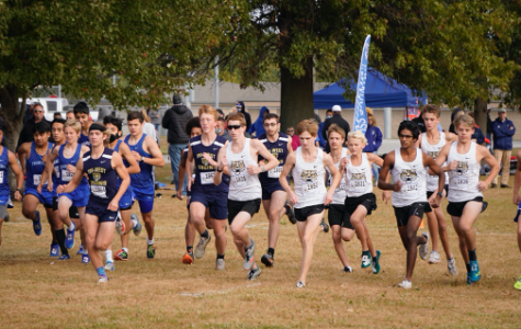 Boys Cross Country Team Wins Conference