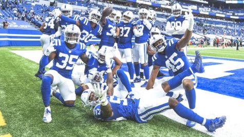 Colts Start Off Hot