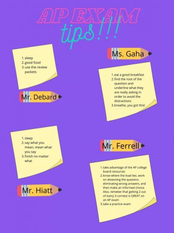 AP Exam Study Tips!!