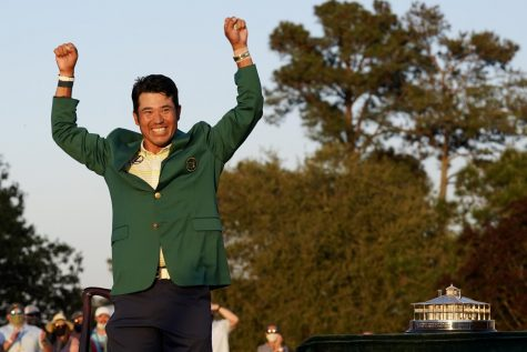 Matsuyama Makes History for Japan