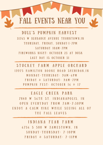 Fall Events Near You